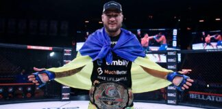 Yaroslav Amosov - Bellator MMA Fighter Rankings