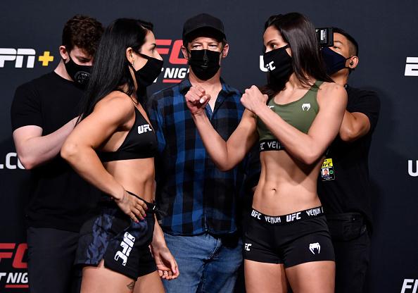 Pilihan Kakitangan UFC Vegas 33