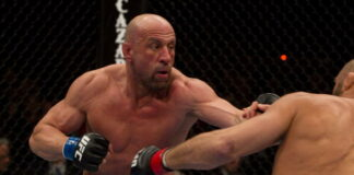 Fighter Pay - Mark Coleman
