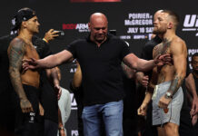UFC 264 Results