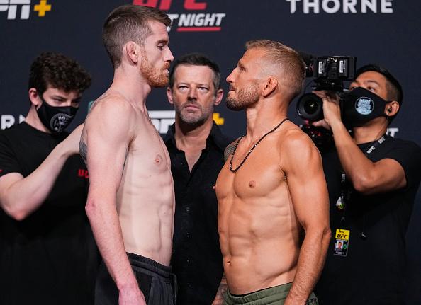 UFC Vegas 32 Results