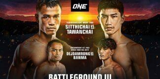 ONE: Battleground III