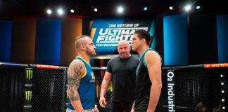 UFC 266 Betting