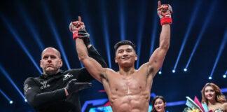 ONE: Battleground II - Zhang Lipeng