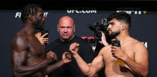 UFC Vegas 34 Results