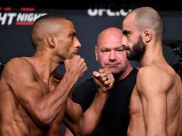 UFC Vegas 35 Results