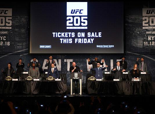 UFC 205
