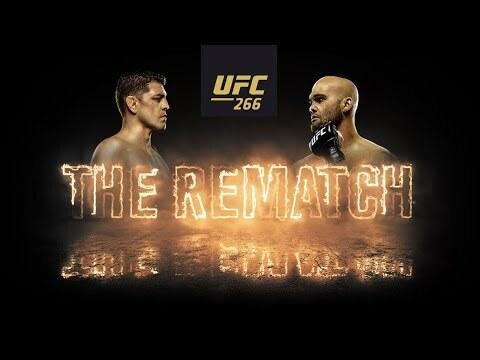 UFC 266 - Lawler vs Diaz 2