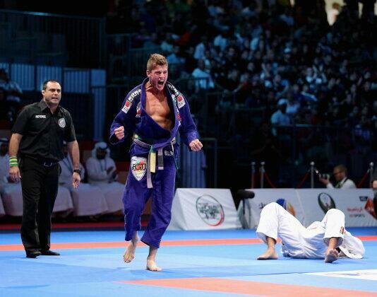 Nicholas Meregali Brazilian Jiu Jitsu