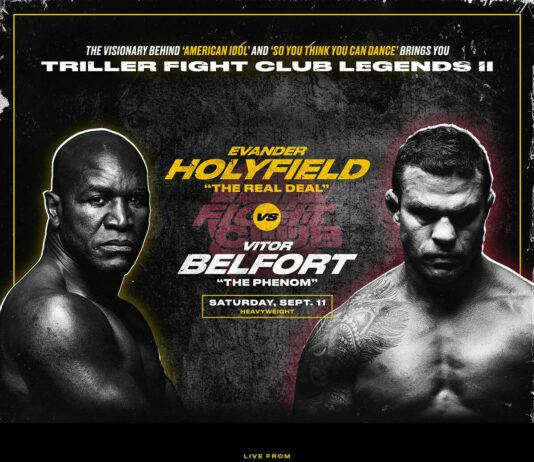 Triller Fight Club Legends II