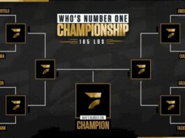 Who's Number One Championship Results