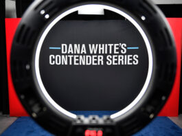 Dana White's Contender Series 40