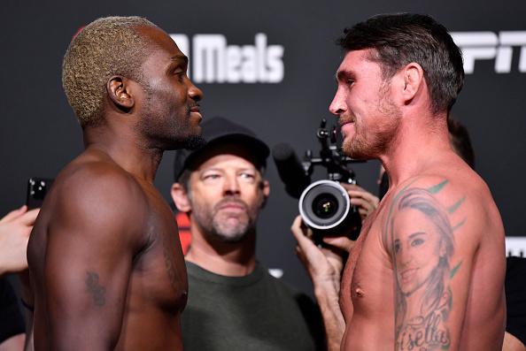 UFC Vegas 36 Results