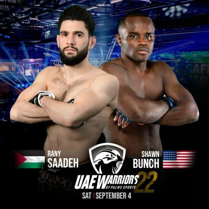 UAE Warriors 22